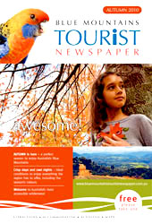 Malfroy's Gold Blue Mountains Tourist Mag 2010