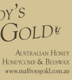 Malfroy's Gold Logo Right