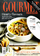 Malfroy's gold Gourmet Traveller Jul 2015