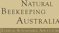 Natural Beekeeping Australia Logo