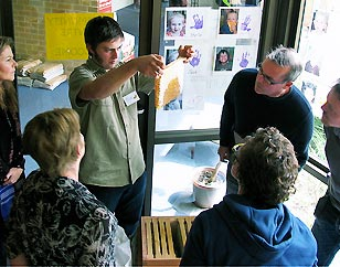 Natural Beekeeping Australia  Tim Teaching Course in Sydney
